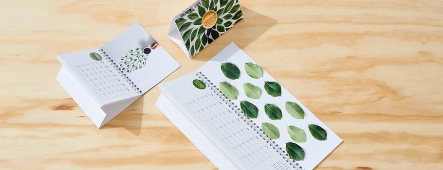 Календари и еженедельники
