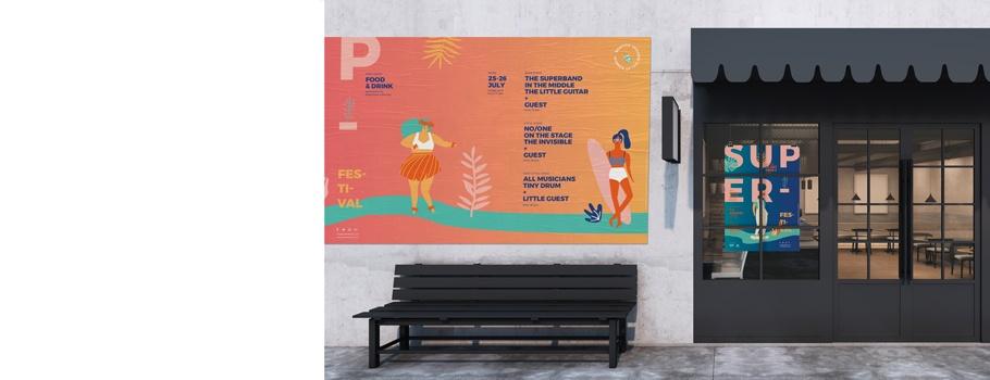 Plakate und Poster