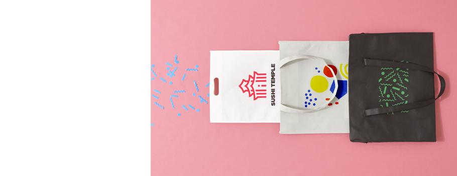 Текстильные сумки