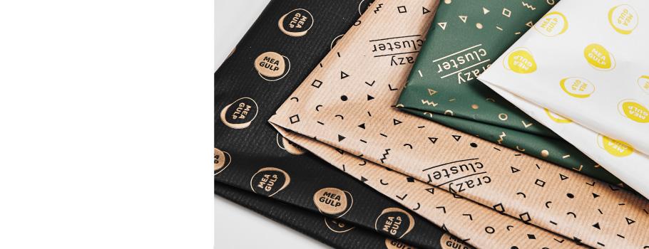 Carta per confezioni