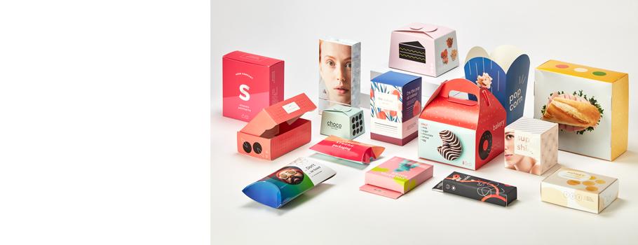 Packaging en carton