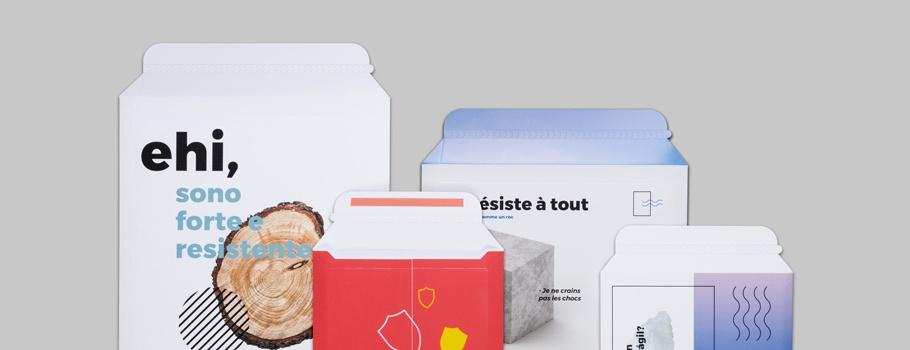 Packaging estándar