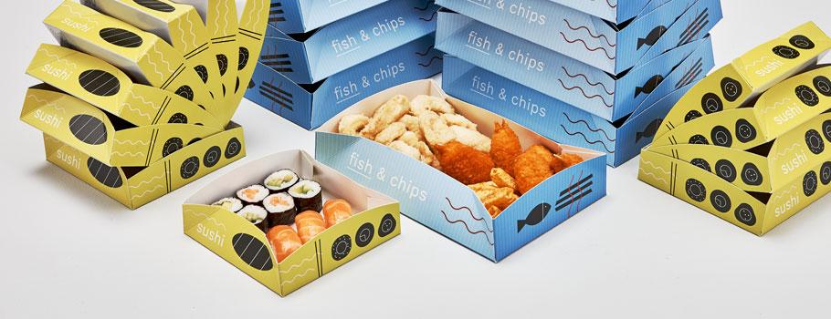 Packaging alimentario