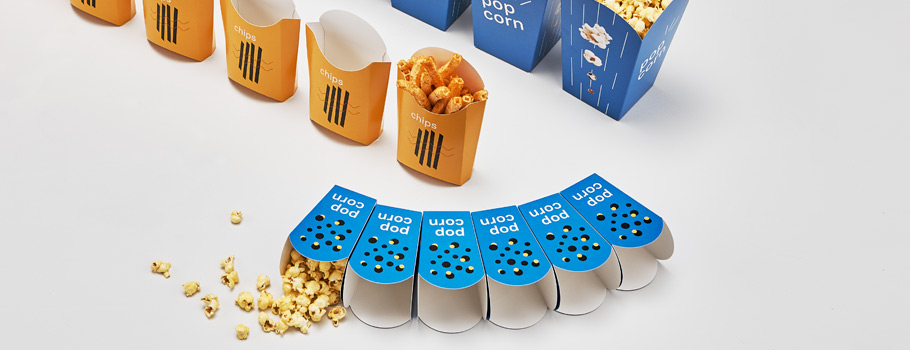 Lebensmittel-verpackungen