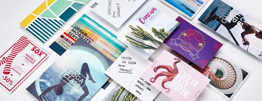 Cartons d'invitation