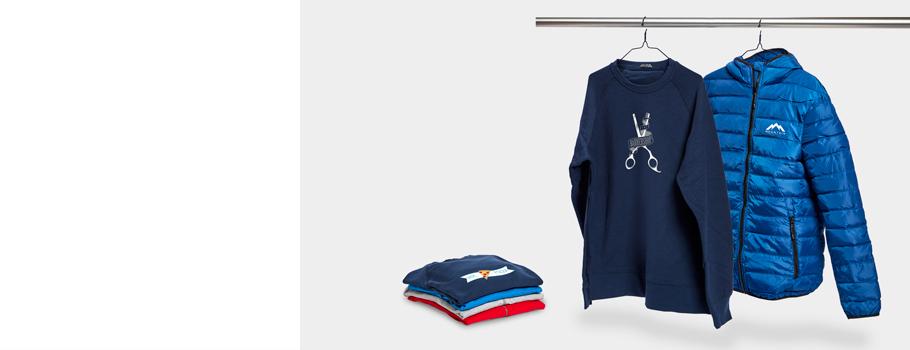 Sweat-shirts et vêtements chauds