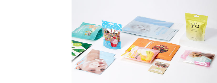 Packaging flexible - Doypack