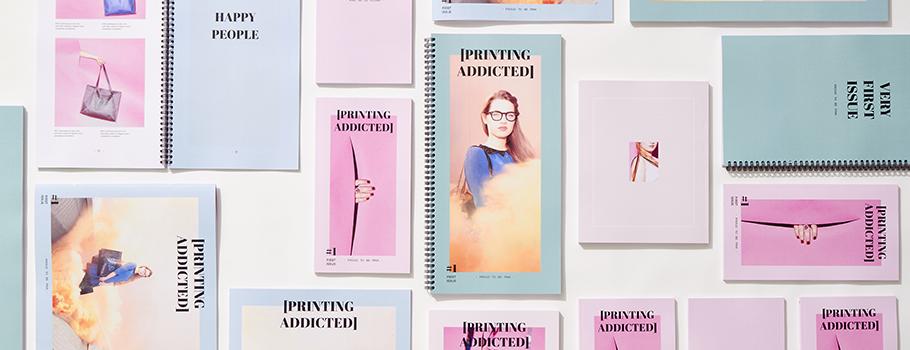 Zeitschriften, Bücher, Kataloge