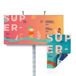 Плакаты и билборды