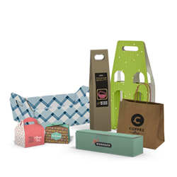Packaging para hostelería