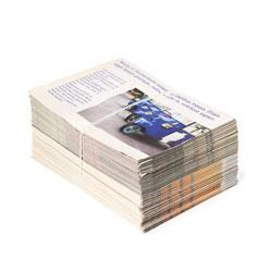 Revistas para altas tiragens