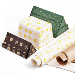Papiers pour paquets