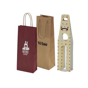 Presentförpackningar flaskor