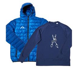 Sweatshirts und Winterbekleidung