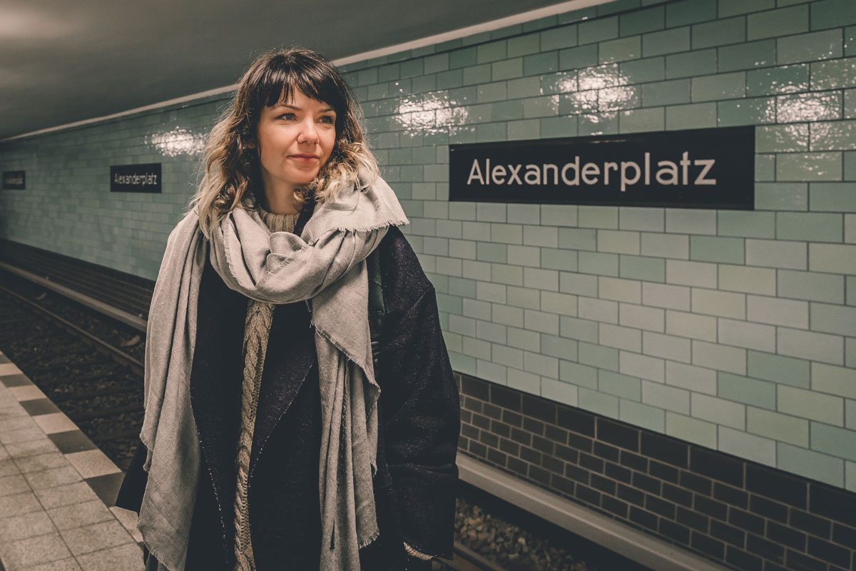 Stefanie Rensch:<br>Le carrefour de la ville