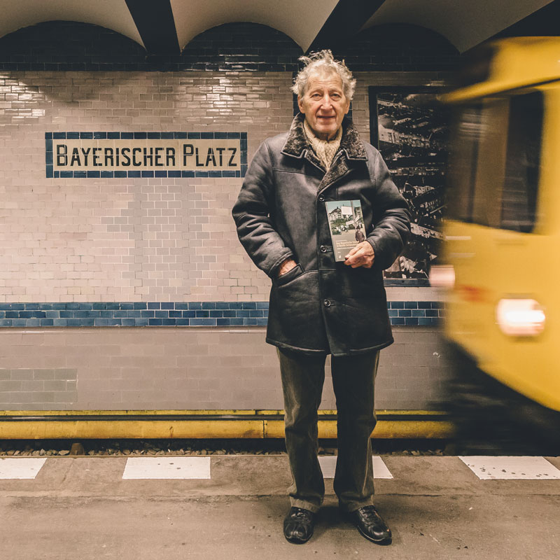 Werner Friedrichs:<br>Il treno di Einstein