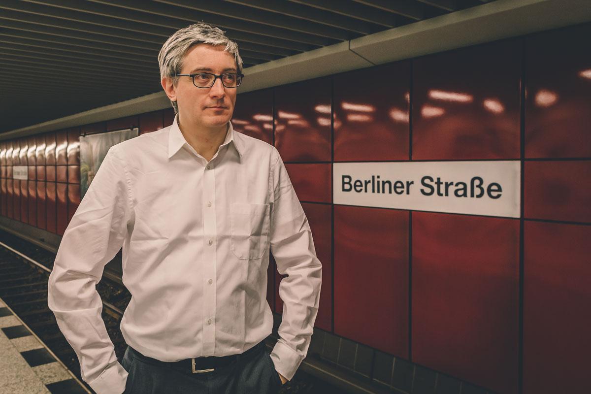 Udo Schmitz:<br>Memorie di Berlino Ovest