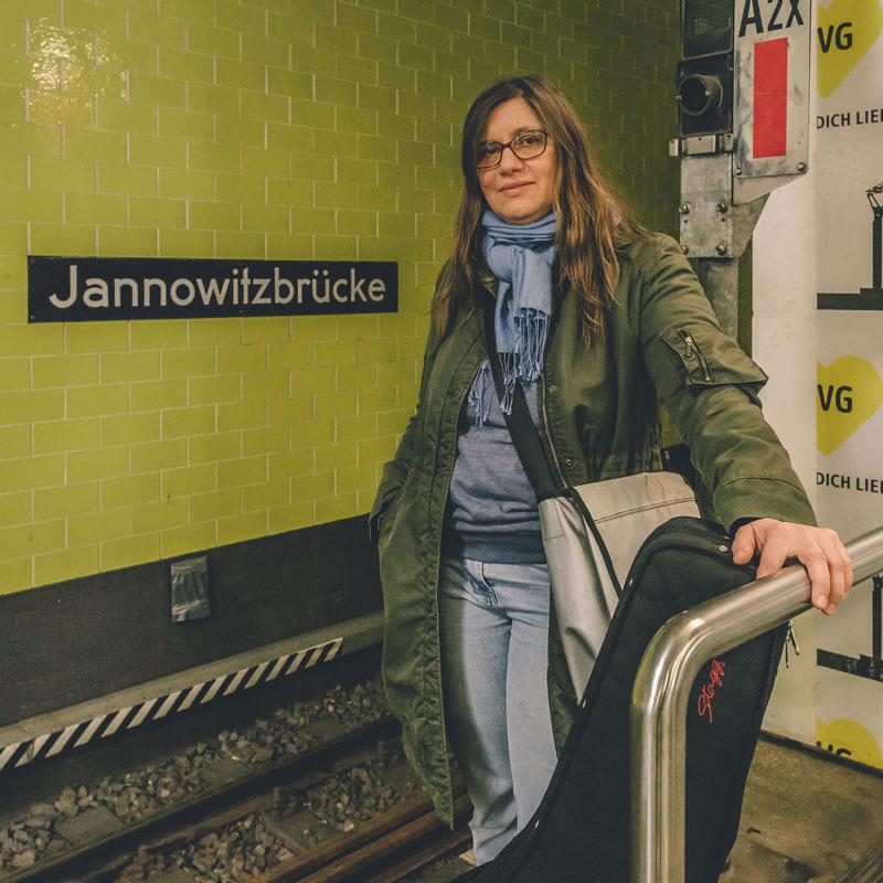 Susanne Werth:<br>Il suono della storia