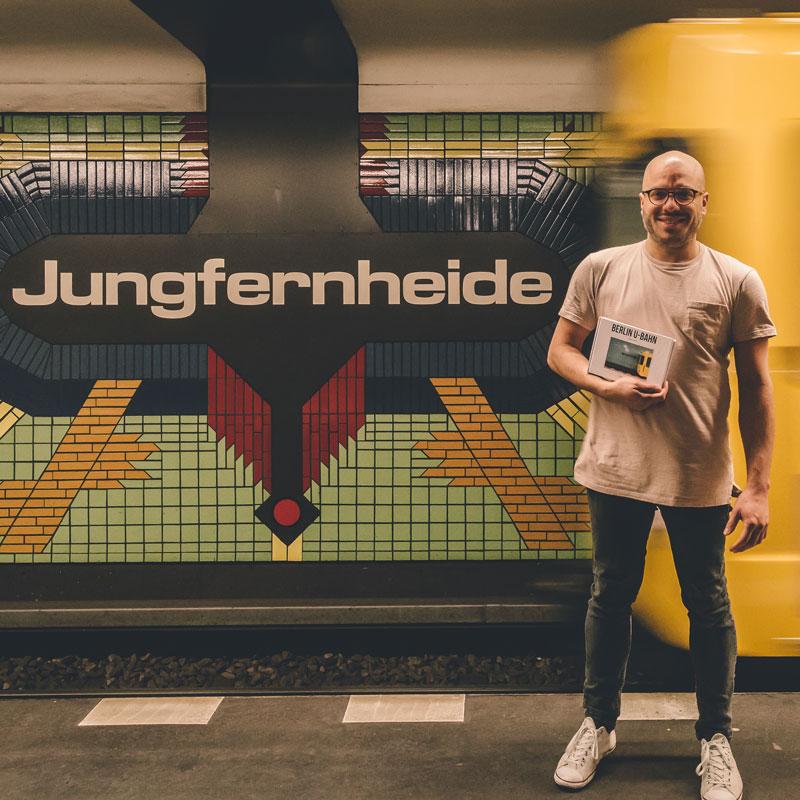 Justin Raymond Merino:<br>Underground forest