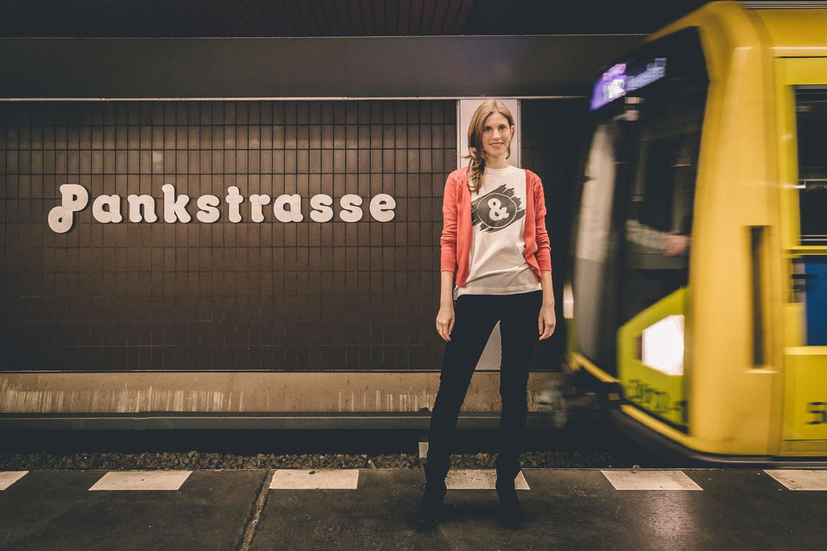 Charlotte Schippmann:<br>Fuori dal bunker