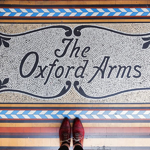 The Oxford Arms