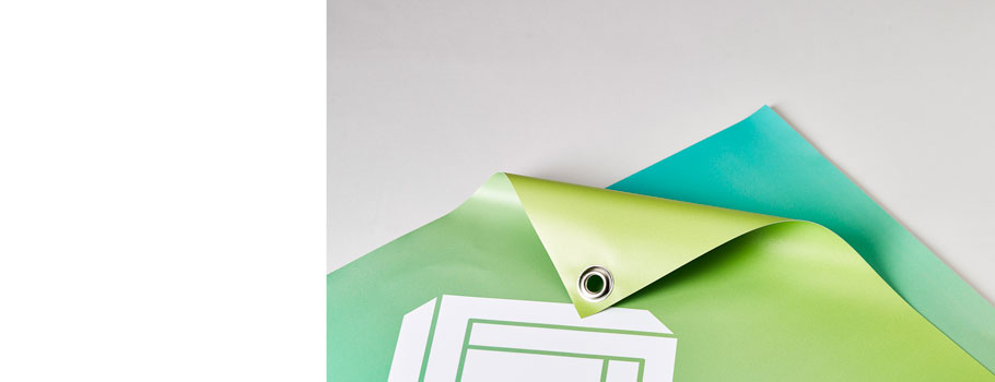 Banner Bifacciale PVC