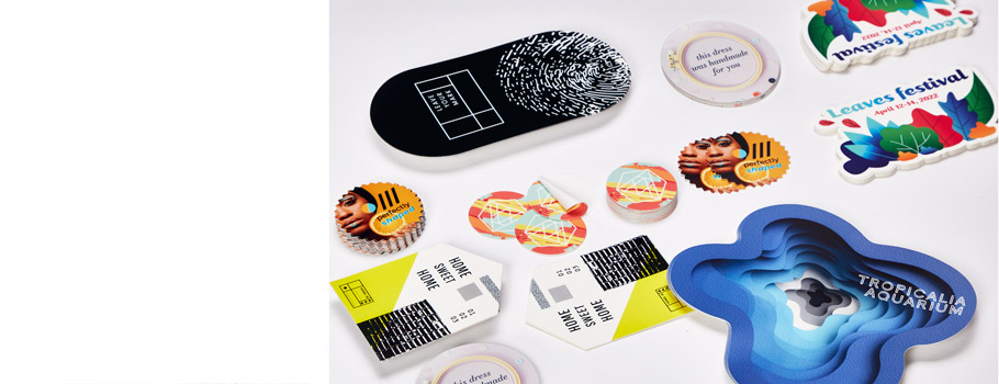 Die-Cut Stickers