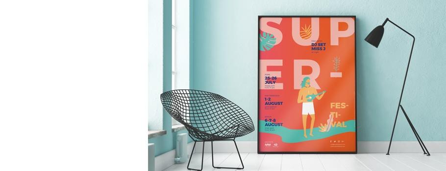 Posters van topkwaliteit