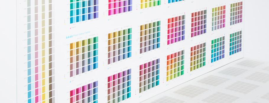 Шкала цветового охвата для жестких носителей