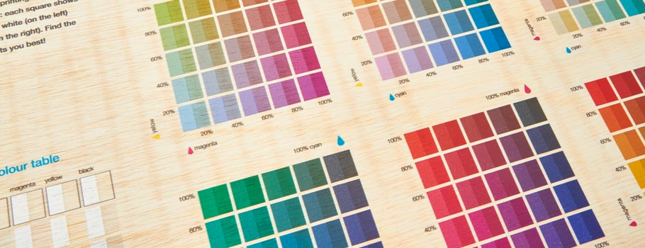 Guide Couleurs Supports Rigides