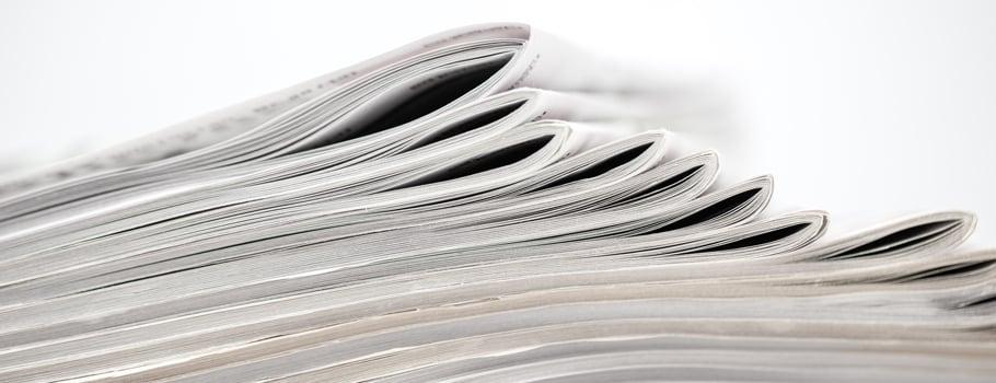 Stapled Binding for Large Print Runs