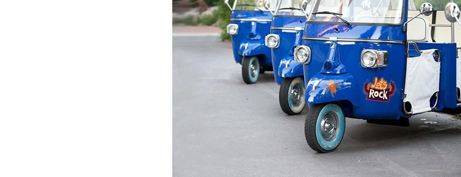 Aufkleber für Autos und Motorräder