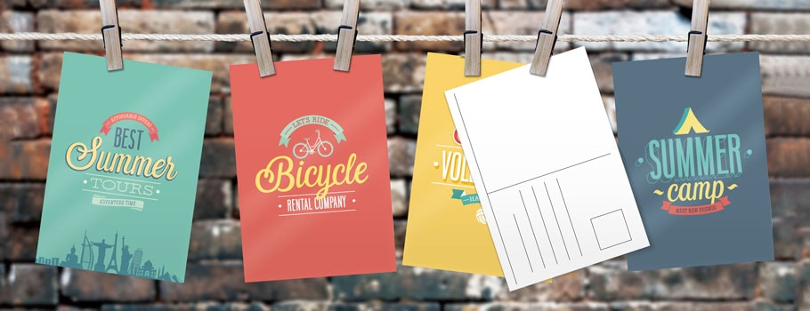 Tarjetas postales