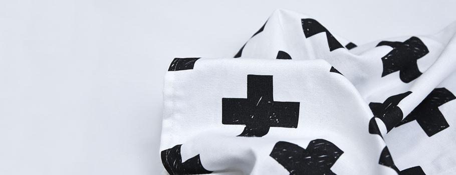 Flags and natural fabrics