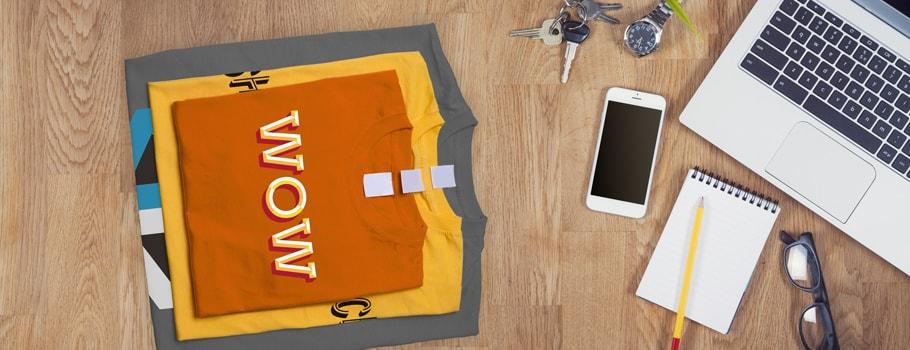 Camisetas impresión digital