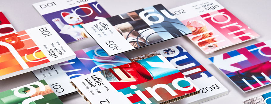 Rigid Media Sample Pack
