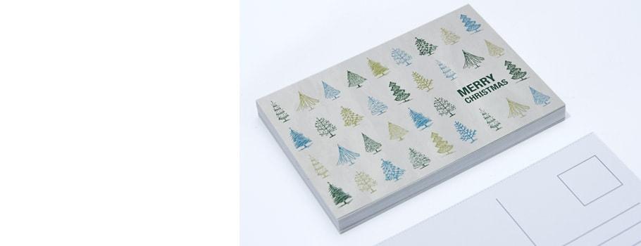 Pocztówki bożonarodzeniowe
