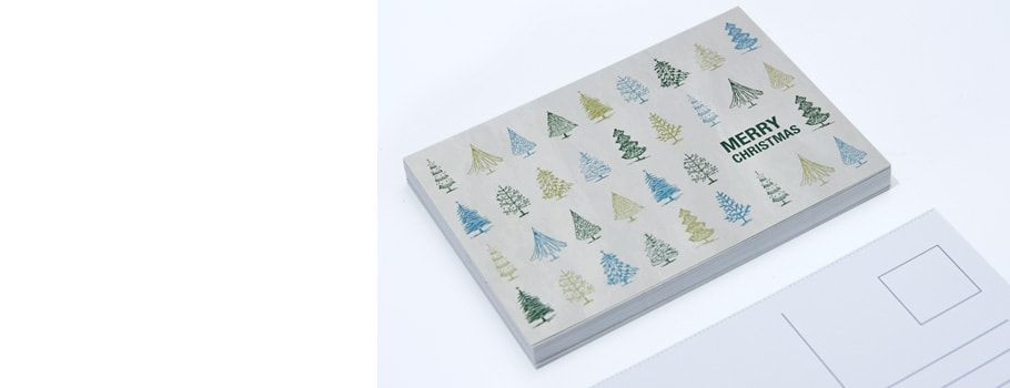 Tarjetas postales de Navidad