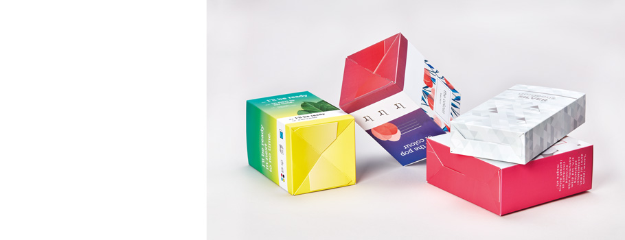 Promotional Boxes with Crash Lock Base