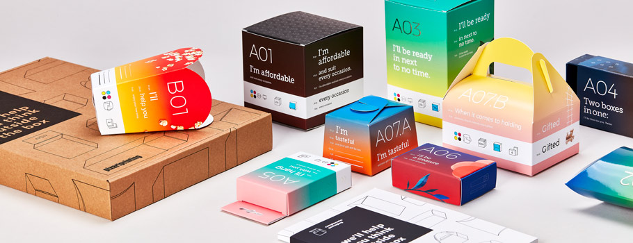 Campionario Packaging