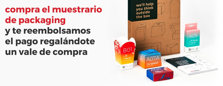 Muestrario Packaging