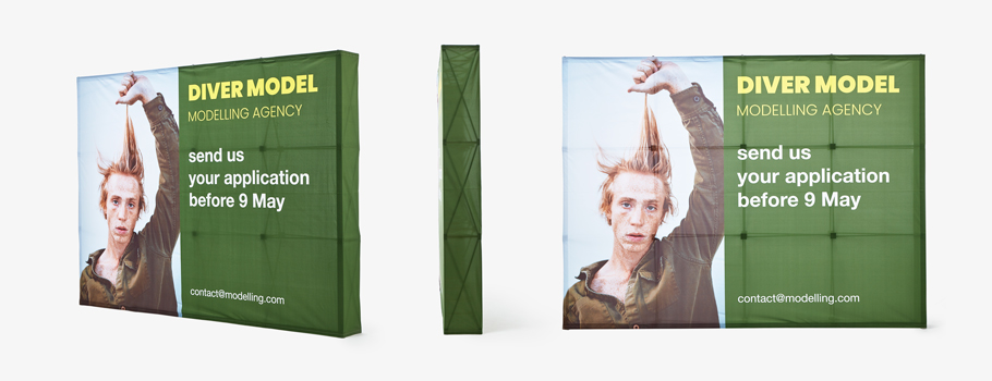 Présentoir Parapluie XXL