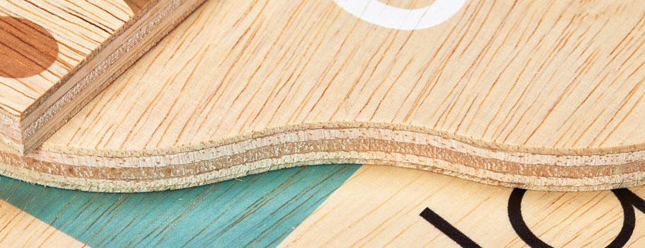 Holzplatten