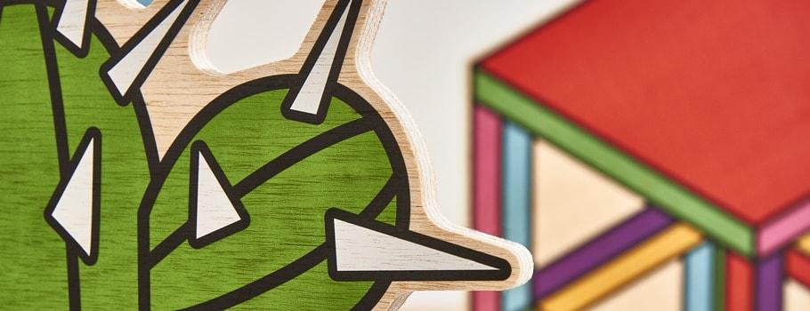Nośniki drewniane