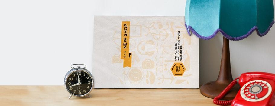 Envelopes em Tyvek®