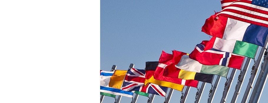 Bandeiras Nacionais