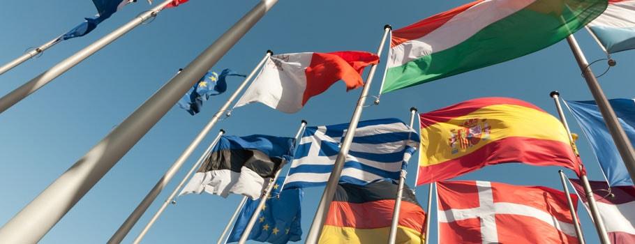 Nationale Vlaggen