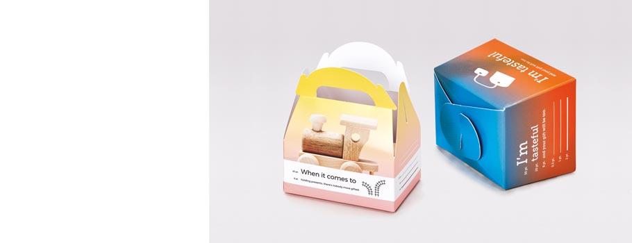 Коробки для еды на вынос