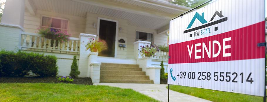 Carteles inmobiliarios