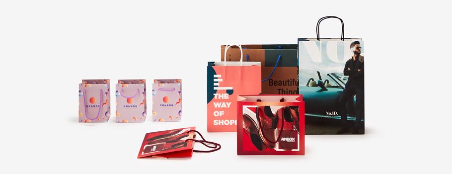 All-over Print Bags
